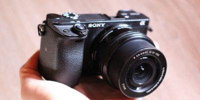 Recenze Sony Alpha A6300