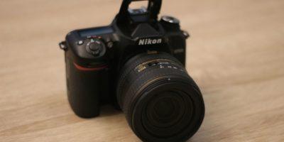 Recenze Nikon D7500
