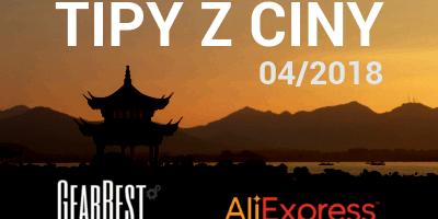 7 tipů na levnou elektroniku z Číny (04/2018): Alkohol tester, powerbanka, sluchátka a další…