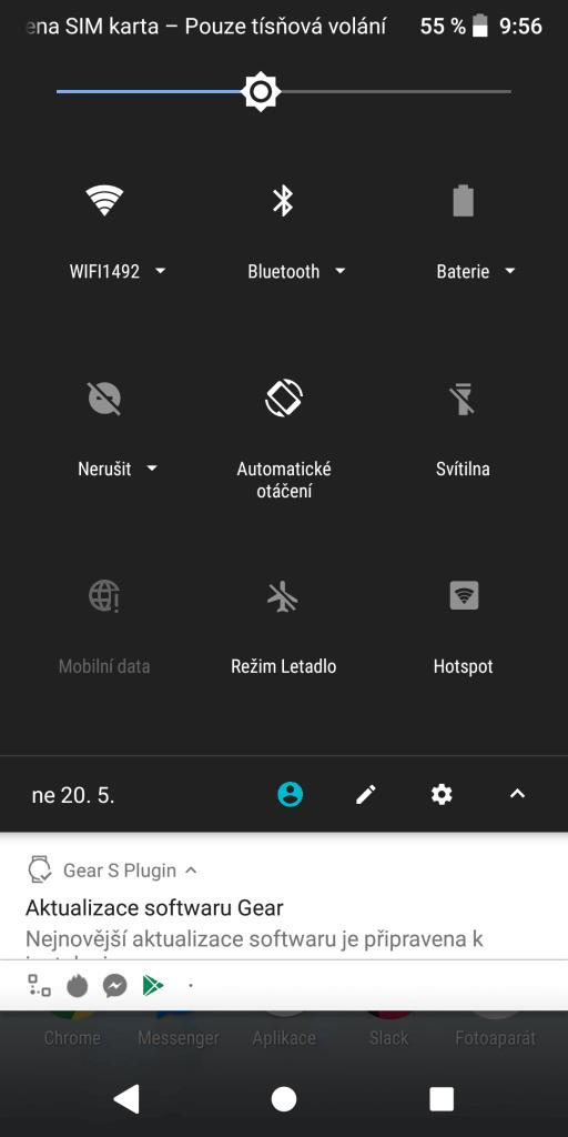 Sony Xperia XZ2 Dual SIM - systém