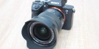 Recenze Sony Alpha A7R III