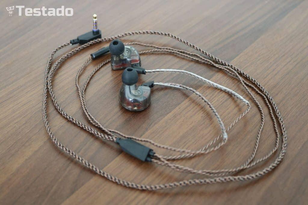 sluchátka KZ ZS10