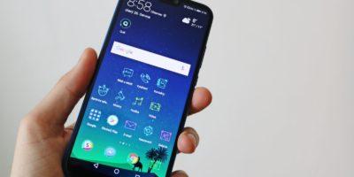 Recenze Huawei P20 Lite 4GB/64GB Dual SIM