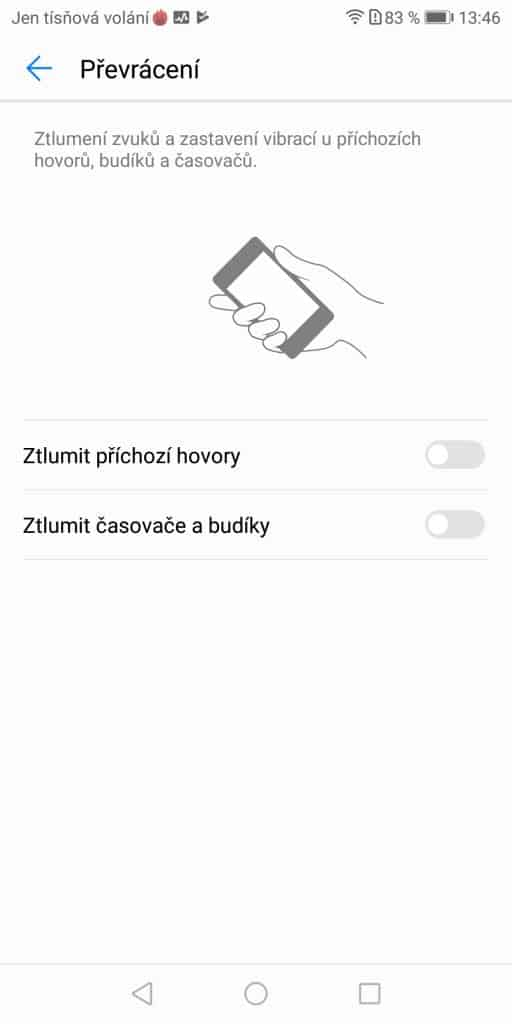 Huawei P Smart Dual SIM - systém