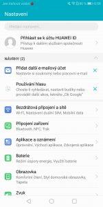 Honor View 10 6GB/128GB Dual SIM - systém
