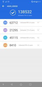 ScreensAsus ZenFone 5 Dual SIM - AnTuTu test hardwaru