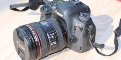 Recenze Canon EOS 6D Mark II