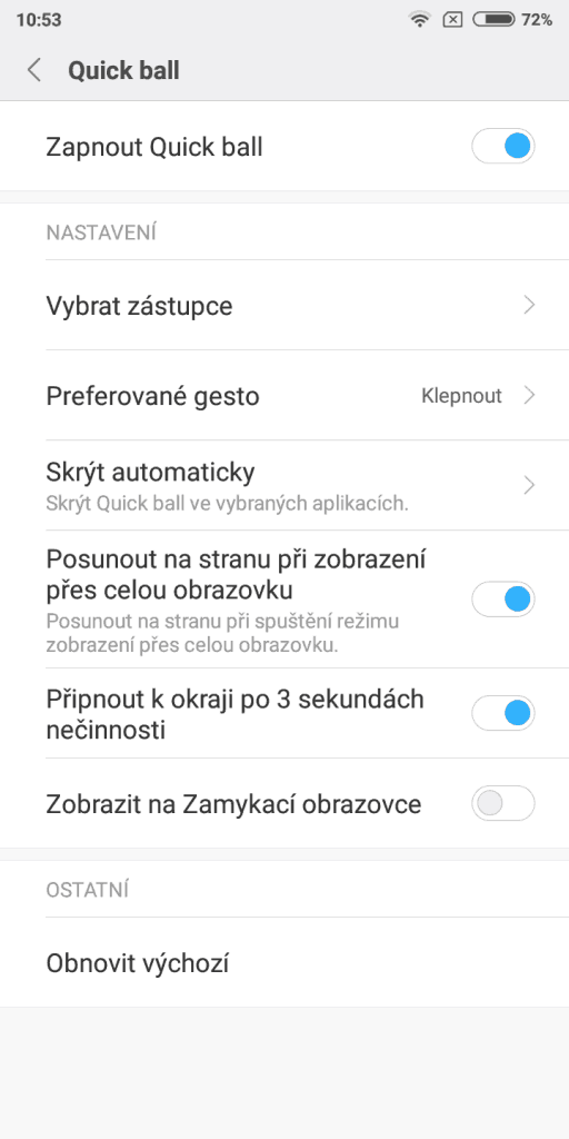 Xiaomi Redmi S2 3GB/32GB Global - systém