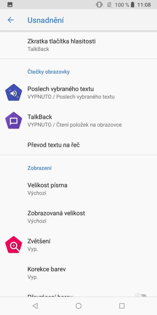 Nokia 7 Plus 4 GB/64 GB Dual SIM - systém