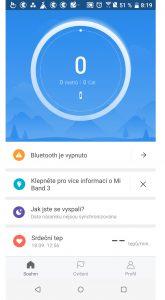 Xiaomi Mi Band 3 - Mi Fit