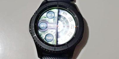 Recenze chytrých hodinek Samsung Gear S3 Frontier