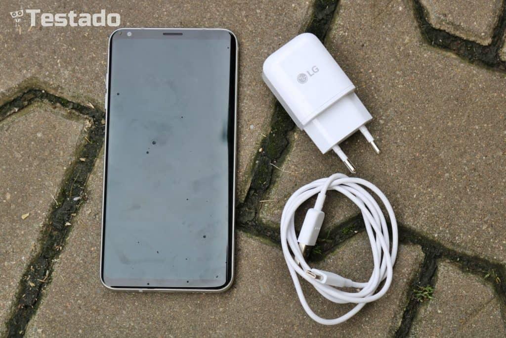 LG V30 H930 - obsah balení