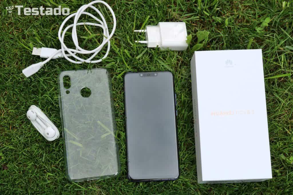 Huawei Nova 3 Dual SIM - obsah balení