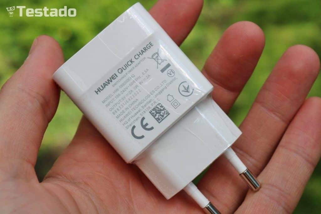 Huawei Nova 3 Dual SIM - nabíječka