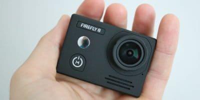 Recenze akční kamery FIREFLY 8