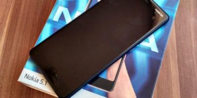 Recenze Nokia 5.1 Dual SIM