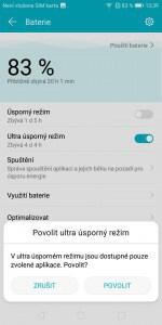 Honor 7S 2GB/16GB Dual SIM - systém