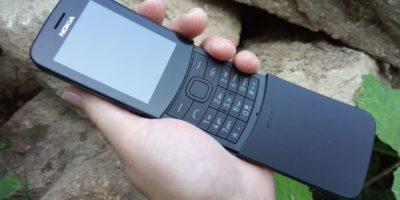 Recenze Nokia 8110 4G Dual SIM