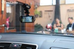 kamera do auta - bezpečné umístění