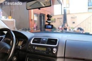 kamera do auta - správné umístění
