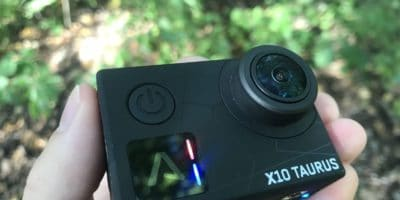 Recenze akční kamery Lamax X10 Taurus