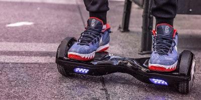 Nejlepší hoverboardy (kolonožky) roku 2019 – recenze a tipy