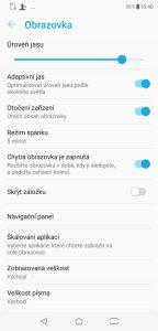 Asus Zenfone 5Z 6GB/64GB - systém