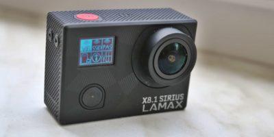 Recenze akční kamery LAMAX X8.1 Sirius
