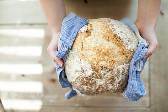 chleba z domácí pekárny - tipy