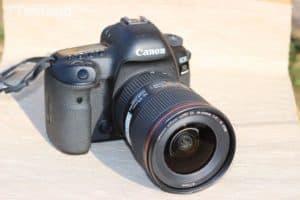 Test Canon EOS 5D Mark IV