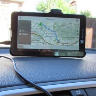 Autonavigace