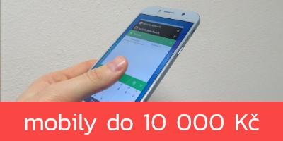 Nejlepší mobilní telefony do 10 000 Kč – léto 2019