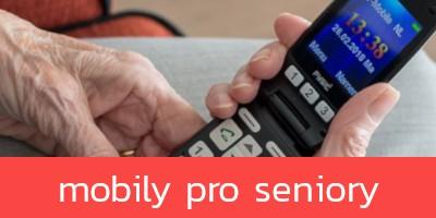 Nejlepší mobily pro seniory 2020 – Rady jak vybrat