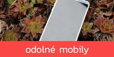 Nejlepší odolné a outdoorové telefony – léto 2020