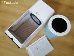 Test Xiaomi Mi Air Purifier 2S - čistička vzduchu
