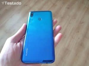 Recenze Huawei P smart 2019