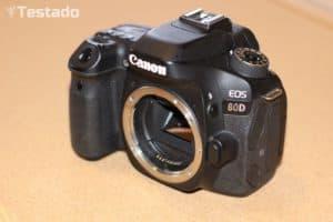 Recenze Canon EOS 80D