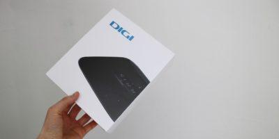 Recenze digitální televize DIGI TV