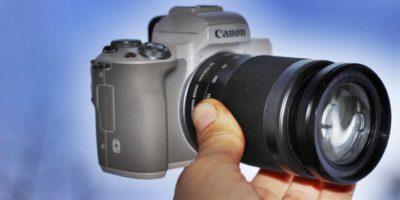 Recenze Canon EOS M50