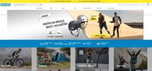 Decathlon - eshop - stan