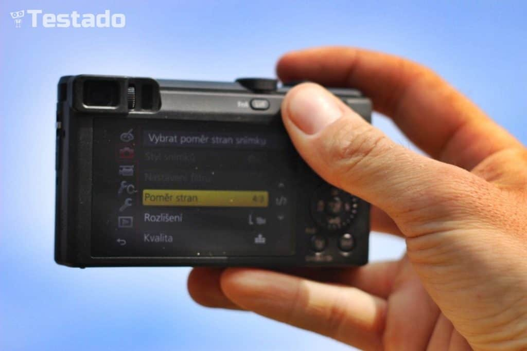 Recenze Panasonic Lumix DMC-TZ80