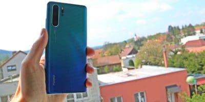Recenze Huawei P30 Pro