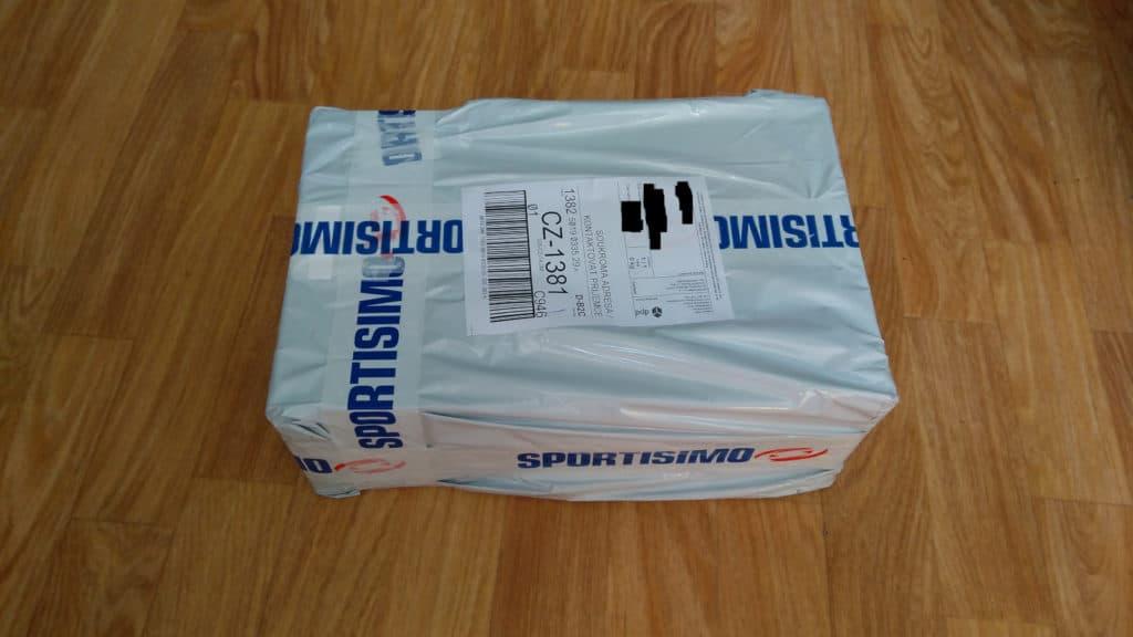 Sportisimo - balíček
