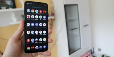 Recenze Motorola Moto G7 Plus