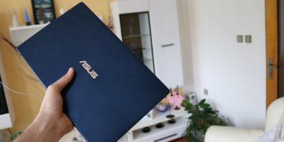 Recenze Asus ZenBook 14 (UX433FN)
