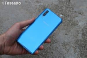 Recenze Samsung Galaxy A50