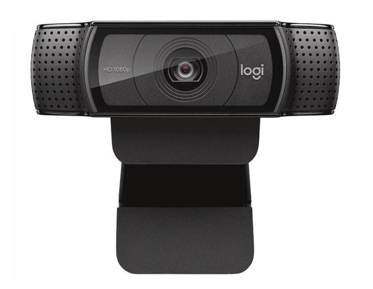 Test a recenze webky Logitech HD Pro Webcam C920