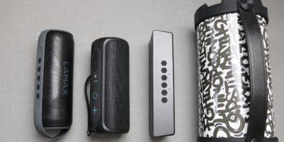 Test a recenze 4 levných bezdrátových bluetooth reproduktorů