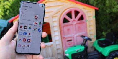 Recenze Samsung Galaxy S10