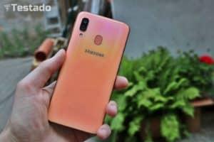 Recenze Samsung Galaxy A40